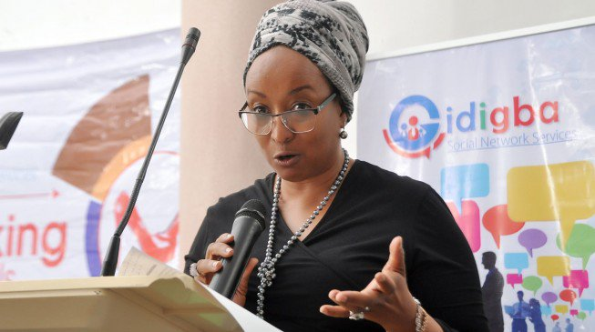 Mrs Maryam Uwais - The End of N-power Programme - Opportunities for All
