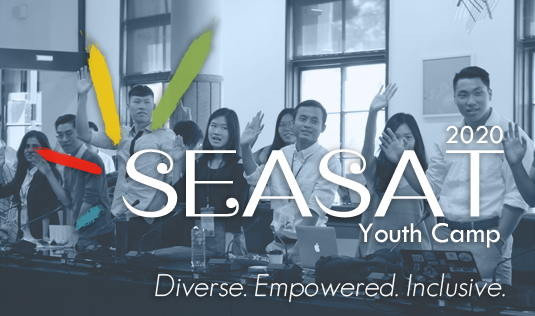 SEASAT Youth Camp 2020 Program Application for Asian Youths