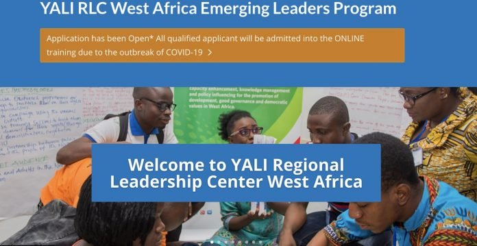 Young African Leaders Initiative (YALI) West Africa Emerging Leaders Program 2020 – Cohort 17
