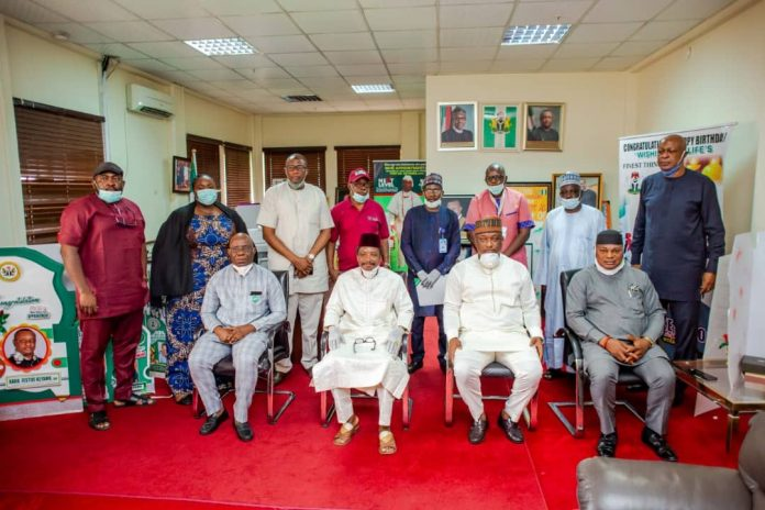 Inter-Ministerial Steering Committee on the Nigeria Special Public Works Program