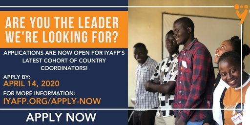 International Youth Alliance for Family Planning (IYAFP) Country Coordinator Program