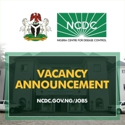 NCDC Surveillance Support Officers Recruitment 2020 for Nigerians
