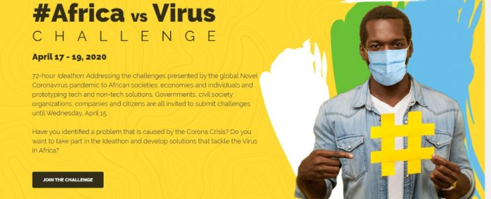 Participate - AFDB Africa vs Virus Challenge 2020 ( USD 50K in prize) COVID-19