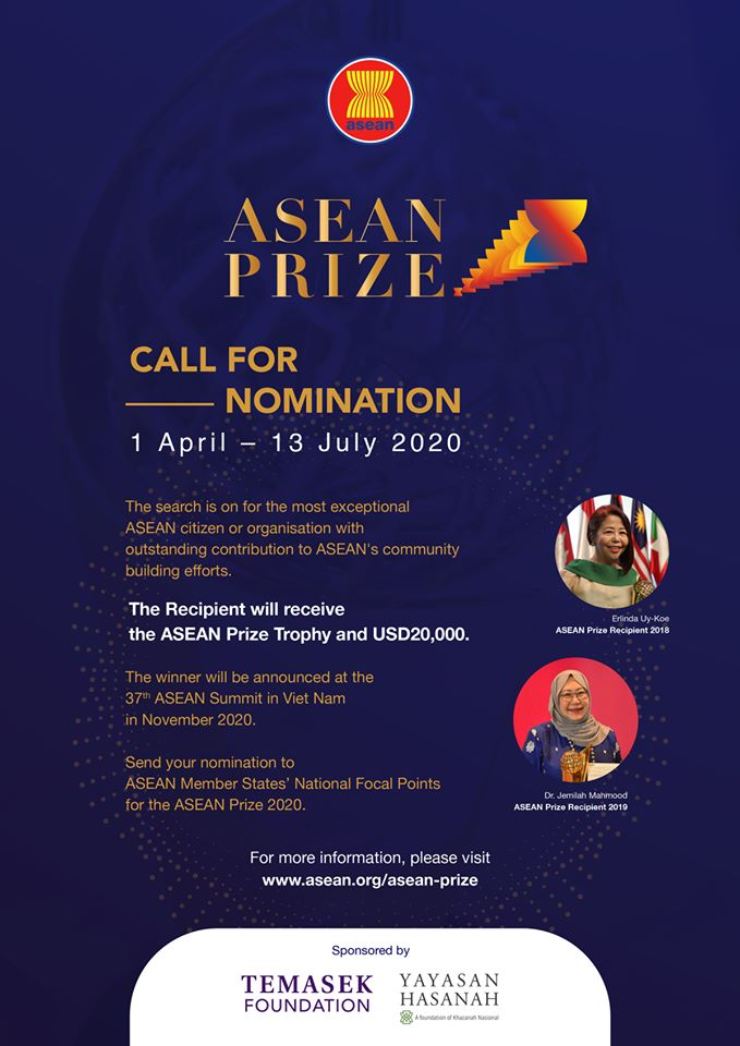 The Asean Prize 2020