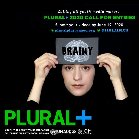 Plural + Youth Video Festival for youth Media Makers Worldwide