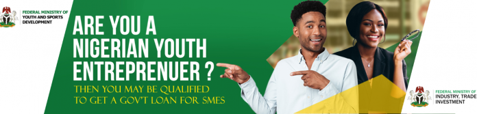 Nigeria Government NOYA Loan for Youth SMEs Application 2020