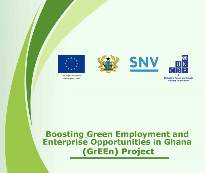 Boosting Green Employment and Enterprise Empowerment Opportunities in Ghana 2020 (GrEEn)