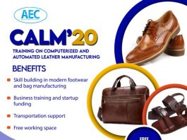 Computerized and Automated Leather Manufacturing Training for Nigerians (Calm 2020)