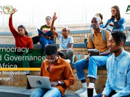 Democracy and Governance in Africa – Youth Innovation Challenge 2020