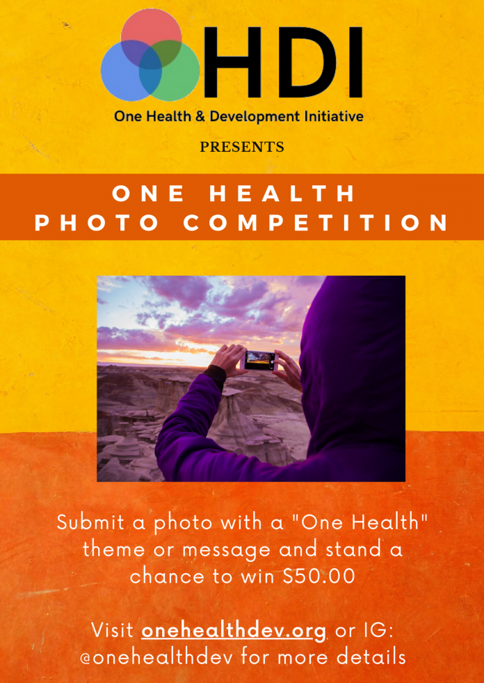 One Health and Development Initiative (OHDI) Photo Competition 2020
