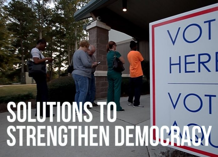 Preserving Democracy & Voting Rights Fellowship 2020