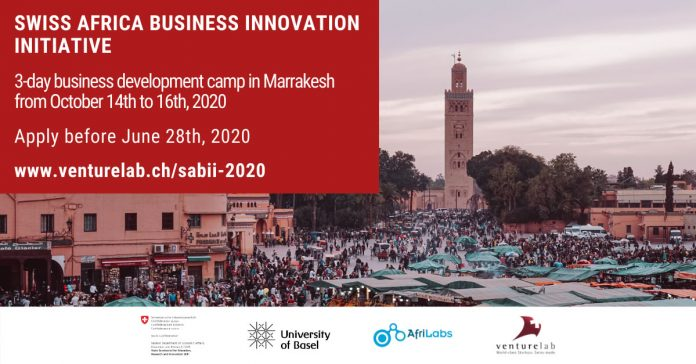 Swiss Africa Business Innovation Initiative (SABII) - Advanced Workshops for African Startups