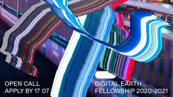 The Digital Earth Fellowship for Young Artists & Scholars