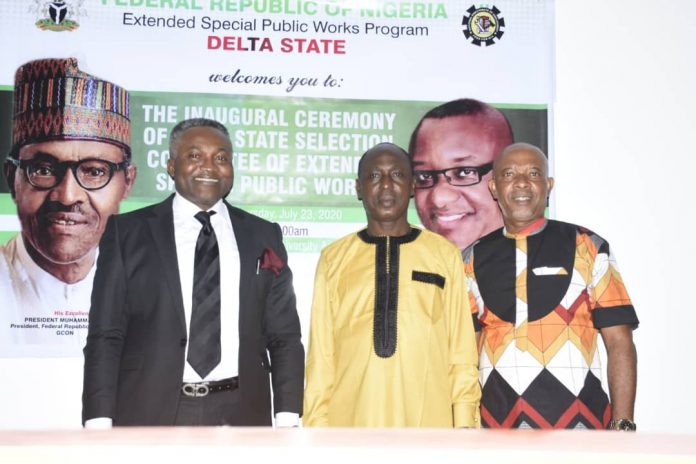 774,000 Jobs – Delta State Inaugurate a 20-man Selection Committee