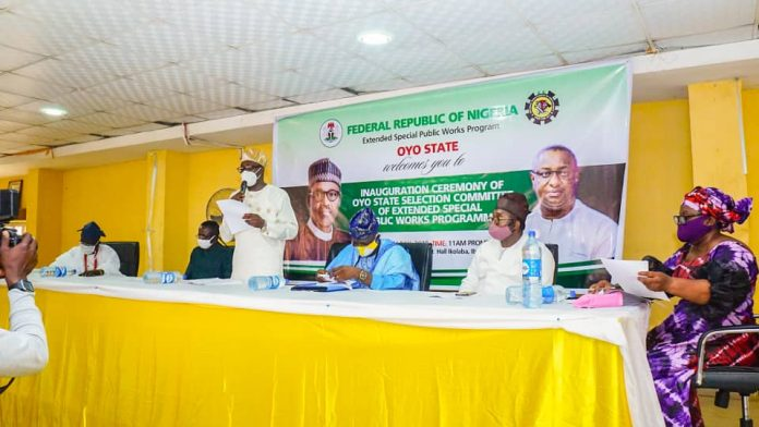 774,000 Jobs – OYO State Inaugurate a 20-man Selection Committee