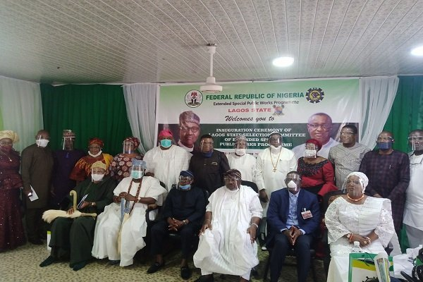 774,000 Jobs - Lagos State Inaugurate a 20-man Selection Committee