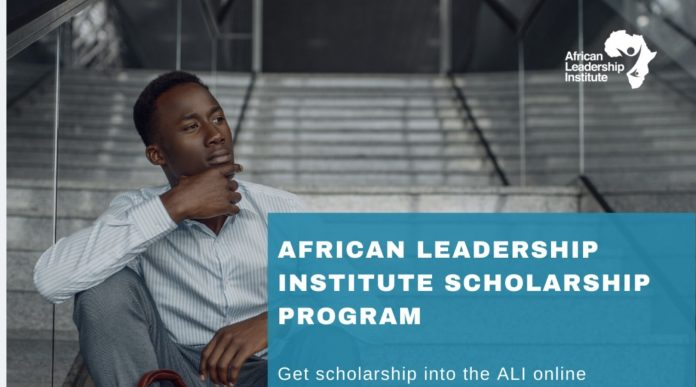 African Leadership Institute (ALI) Business Development Scholarship Program 2020