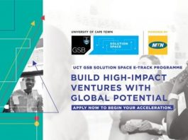 Application- MTN Group Solution Space e-Track Programme 2020/2021