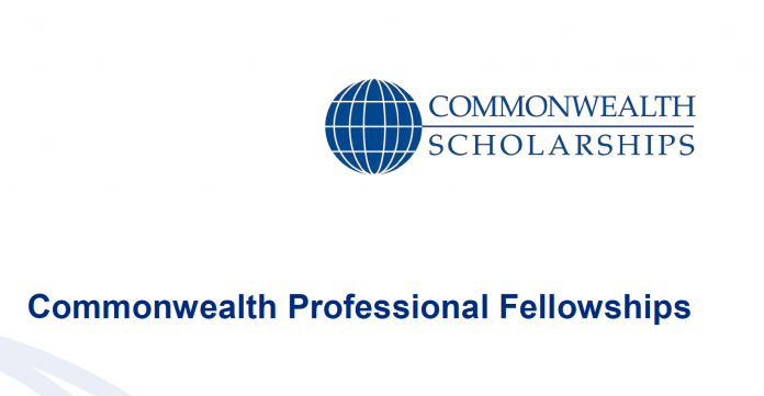 Commonwealth Professional Scholarship 2020-2021 for Mid-Career Professionals