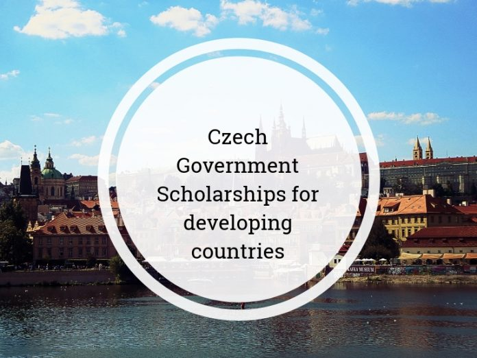 Czech Government Scholarship 2021-22 for for Undergraduate, Masters & Doctorate studies