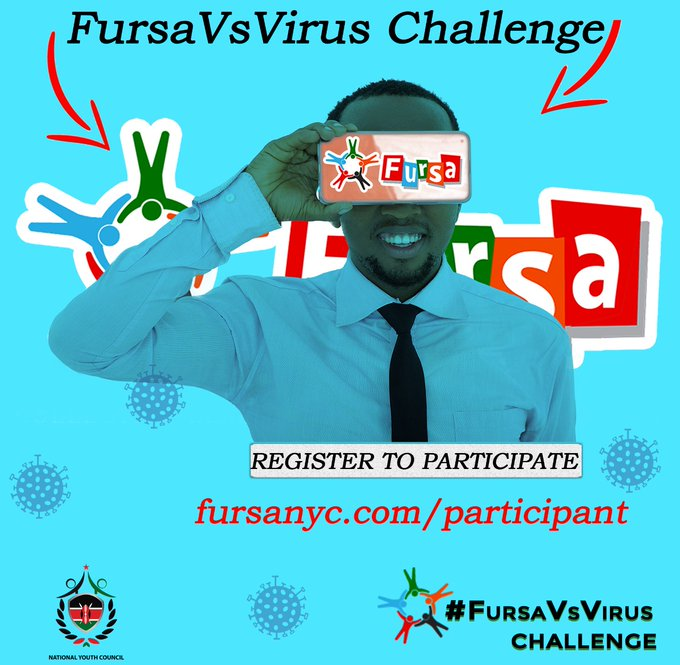 Fursathon #FursaVsVirus Challenge 2020 for Kenya Youths