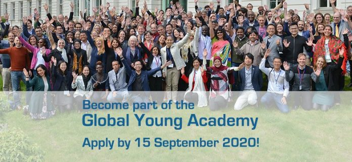 Global Young Academy (GYA) Programme 2020 for Young Research Scholars