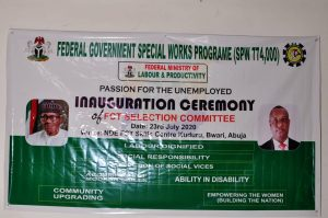 774,000 Jobs – FCT Inaugurate a 20-man Selection Committee