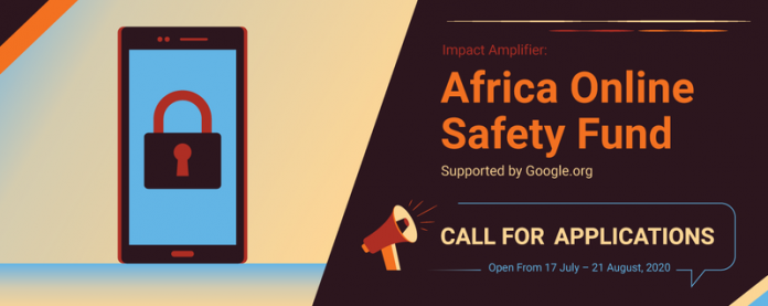 Impact Amplifier Africa Online Safety Fund Application 2020