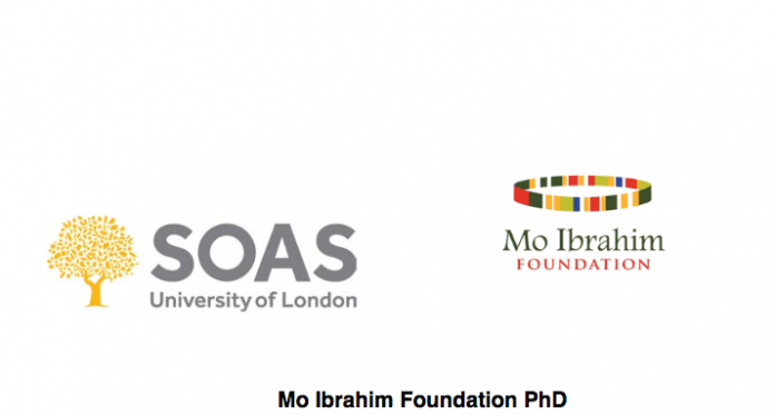 Mo Ibrahim Foundation Governance for Development in Africa Initiative (GDAI) 2021 Ph.D. Scholarships
