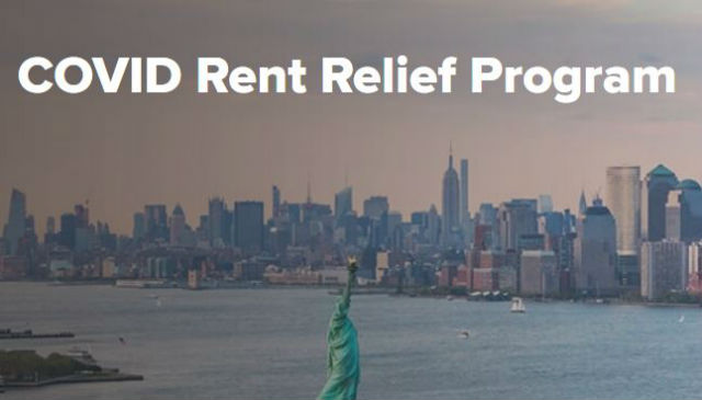 New York (NY) COVID Rent Relief Program Application