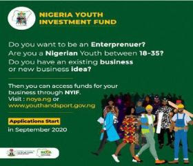 How to Get Trained - Nigeria Youth Investment Fund (NYIF)