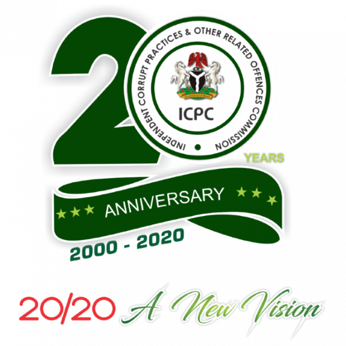 The Independent Corrupt Practices Commission (ICPC) 20th Anniversary Competition for Nigerians (Cash prizes)