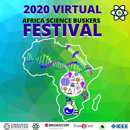 Africa Science Buskers Festival Application 2020 for Young Africans