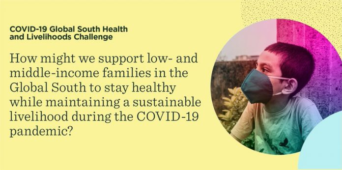 COVID-19 Global South Health and Livelihoods Challenge 2020 - OpenIDEO