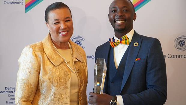 Commonwealth Youth Awards 2021