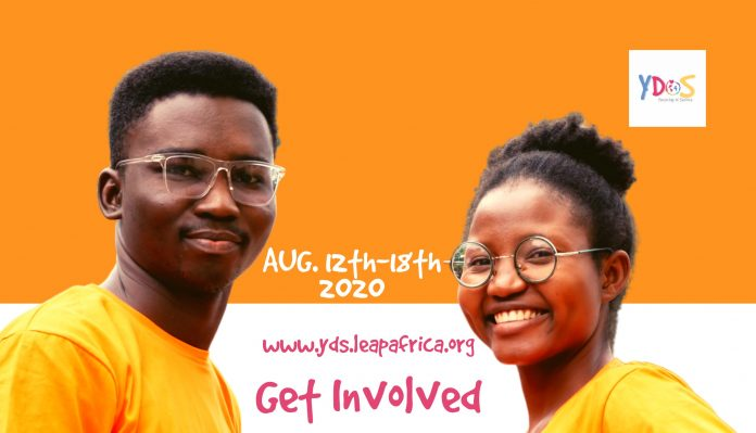 LEAP Africa Youth Day of Service 2020