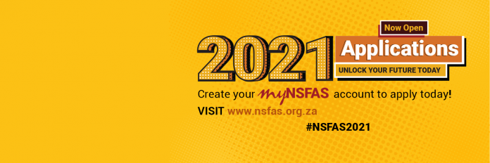 NSFAS 2021 Application Portal
