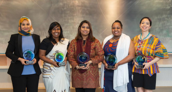 OWSD-Elsevier Foundation Awards for Early Career Women Scientists in the Developing Countries