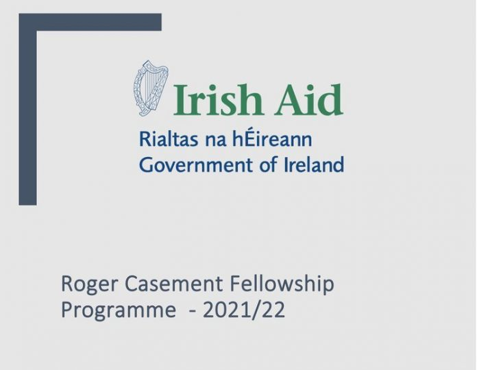 Roger Casement Fellowship Programme in Human Rights