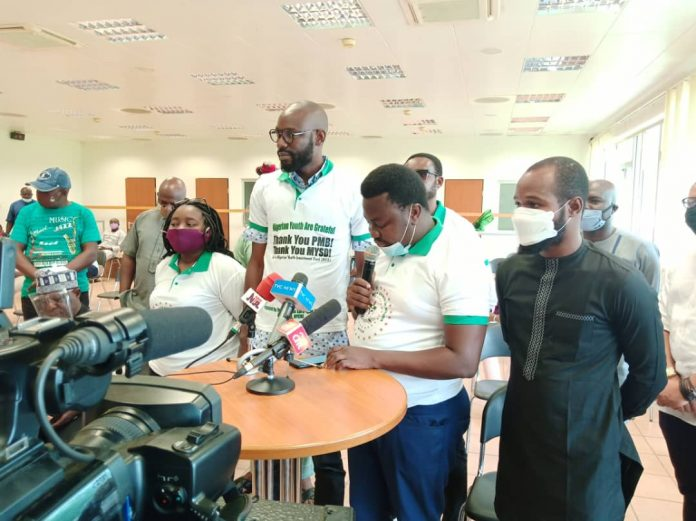 Yiaga Africa commends Minister on National Youth Investment Fund