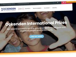 2021 Ockenden International Prizes For Refugee Projects