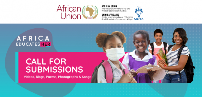 Africa Educates Her Campaign 2020 for Creative Content