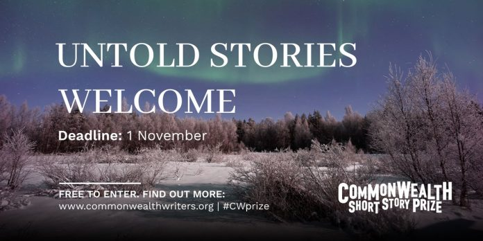 Commonwealth Short Story Prize 2021