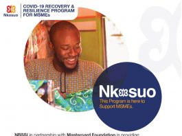 NBSSI- Mastercard Foundation Ghana Nkosuo Loan 2020 Application