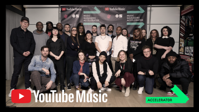 Music Managers Accelerator Programme 2021