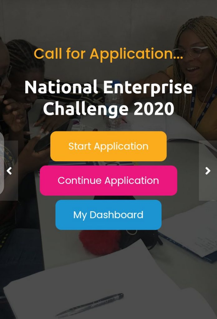 National Enterprise Challenge 2020 for Nigerian University Students