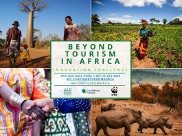 The Luc Hoffmann Institute Beyond Tourism in Africa Innovation Challenge 2020