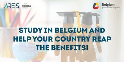 ARES Belgian Government Masters and Training Scholarships 2021/2022 for Developing Countries (Fully Funded)