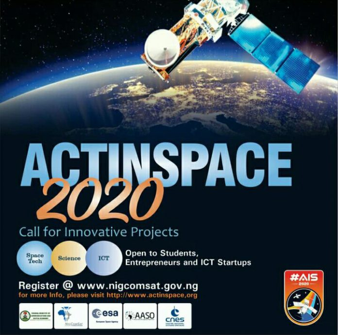 ActinSpace International Innovation Contest 2020 for Young Nigerians