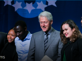 Clinton Global Initiative University Program (CGIU) 2021 for Higher Education Student Leaders